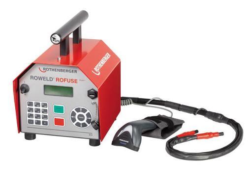 Аппарат для сварки пластиковых труб ROTHENBERGER ROWELD ROFUSE PRINT + 1500000859