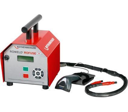 Аппарат для сварки пластиковых труб ROTHENBERGER ROWELD ROFUSE Basic 48 1500000856