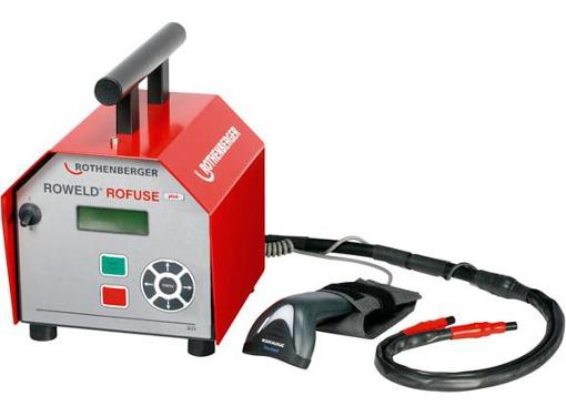 Аппарат для сварки пластиковых труб ROTHENBERGER ROWELD ROFUSE + S 1500000858