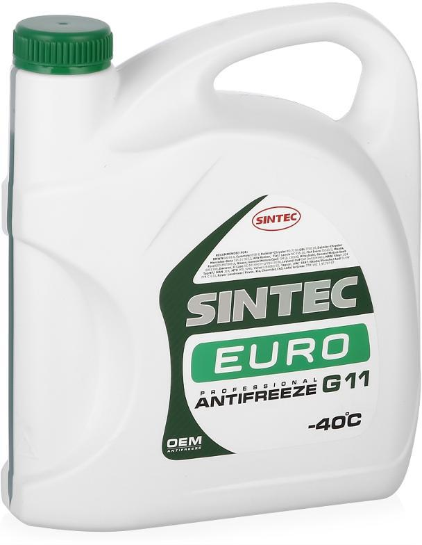 Антифриз Sintec Euro g11 (800523) цена