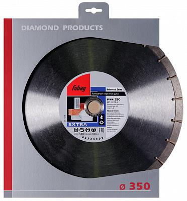 Круг алмазный Fubag 32350-6 universal extra