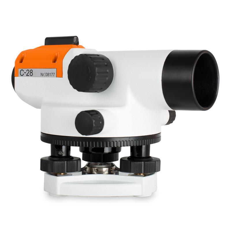 Нивелир оптический Rgk C-28 + поверка оптический нивелир rgk c 24