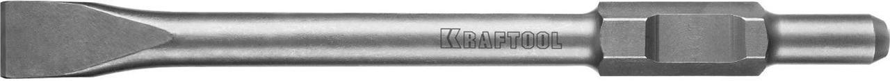 Зубило Kraftool 400мм hex 30 мм (alligator 29345-32-400)