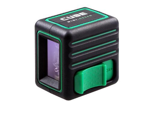 Уровень лазерный ADA Cube Mini Green Professional