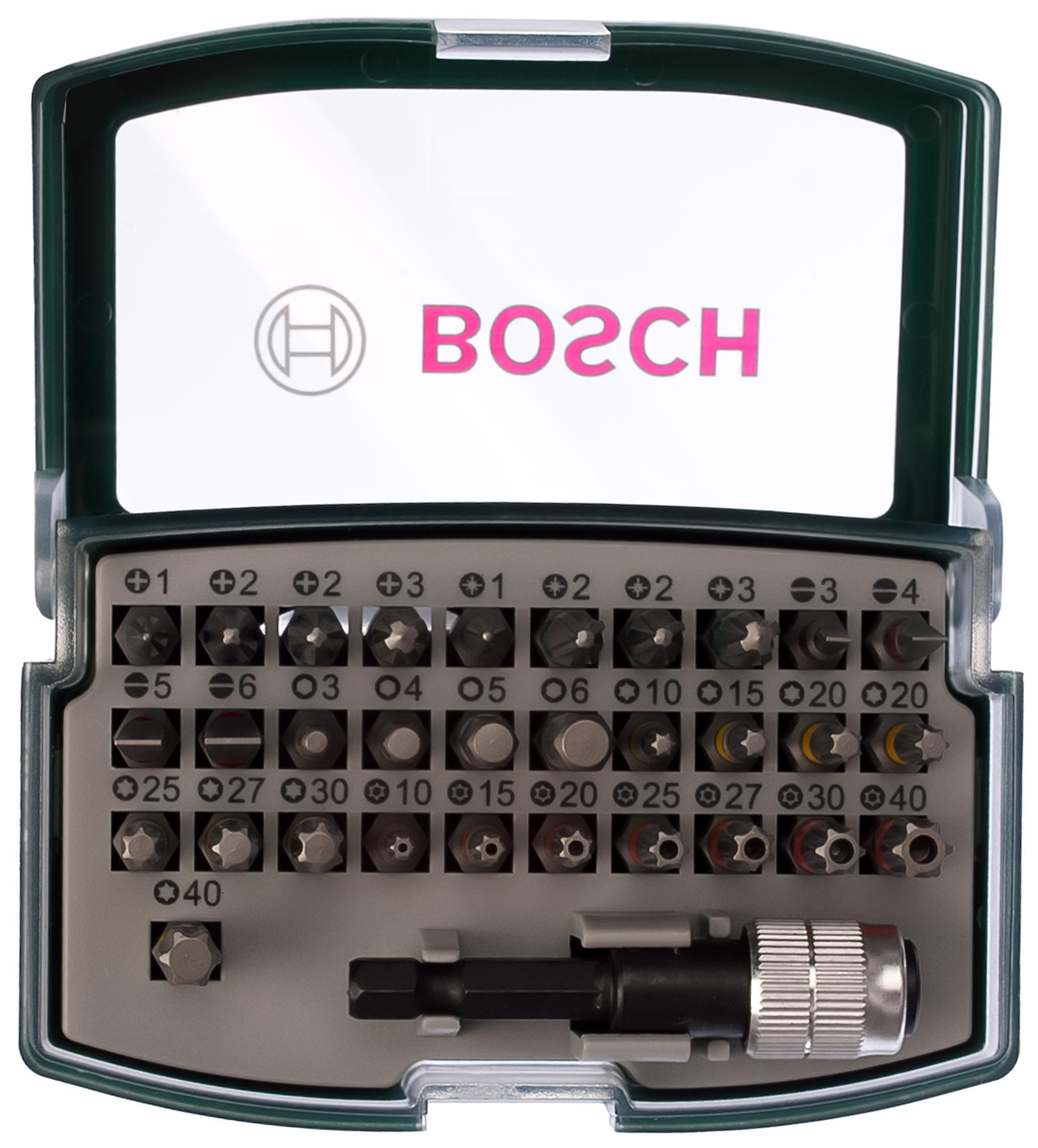Набор бит Bosch 2607017063