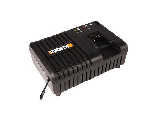 Зарядное устройство WORX Li-Ion WA3867