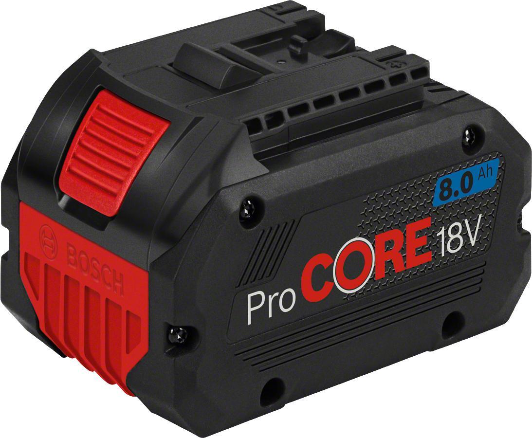 Аккумулятор Bosch Procore18v 8,0 Ач (1600a016gk)