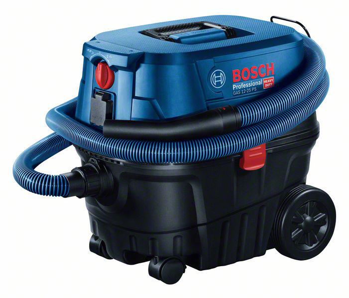 Пылесос Bosch Gas 12-25 pl (060197c100) vacuum cleaner for dry and wet cleaning bosch gas 25