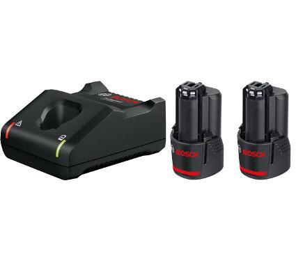 Комплект BOSCH 12В 2Ач Li-Ion GBA+ЗУ GAL12V-40 (1600A019R8)