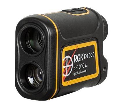 Лазерный дальномер для охоты RGK D1000