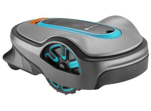 Газонокосилка-робот GARDENA SILENO life 1000 м2 15102-33
