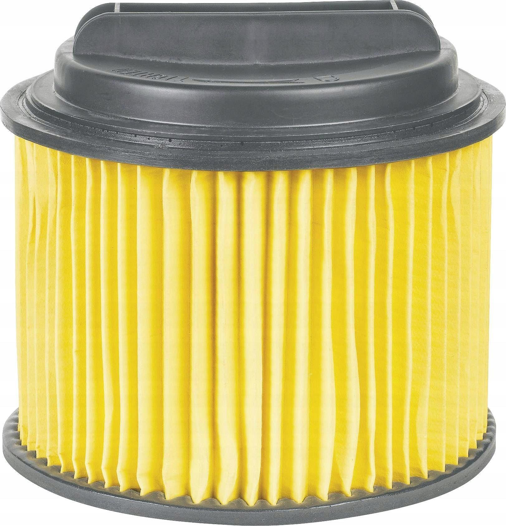 Фильтр Einhell 2351113 многоразовый конусный фильтр для пылеводососов с посадочным кольцом