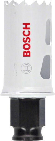 Коронка биметаллическая Bosch Ф27мм power change (2608594204)