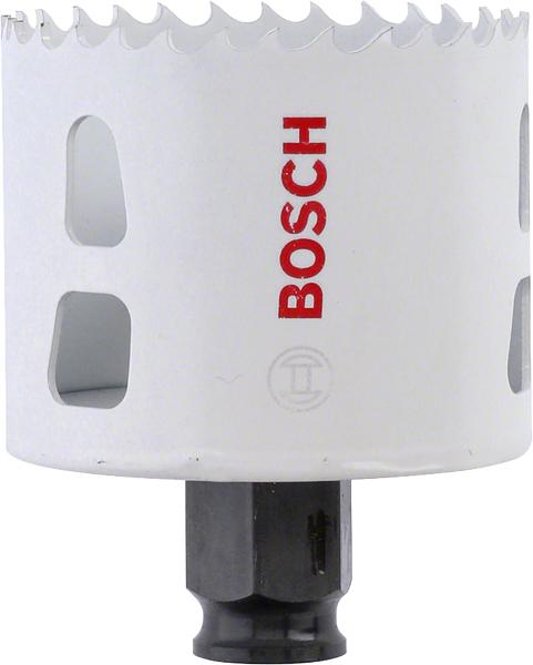 Коронка биметаллическая Bosch Ф57мм power change (2608594222)