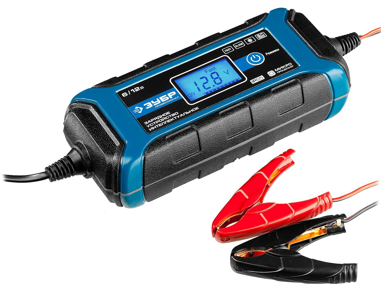Фото - Зарядное устройство ЗУБР 59300 зарядное устройство зубр 59233 4