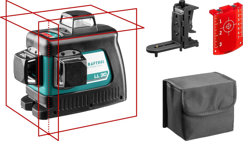 Уровень лазерный Kraftool 34640-2