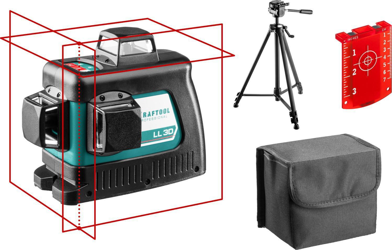 Уровень лазерный Kraftool 34640-3