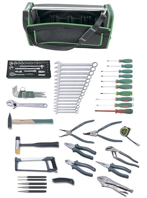 Набор инструментов универсальный Jonnesway C-ha78s набор инструментов jonnesway s04h524128s