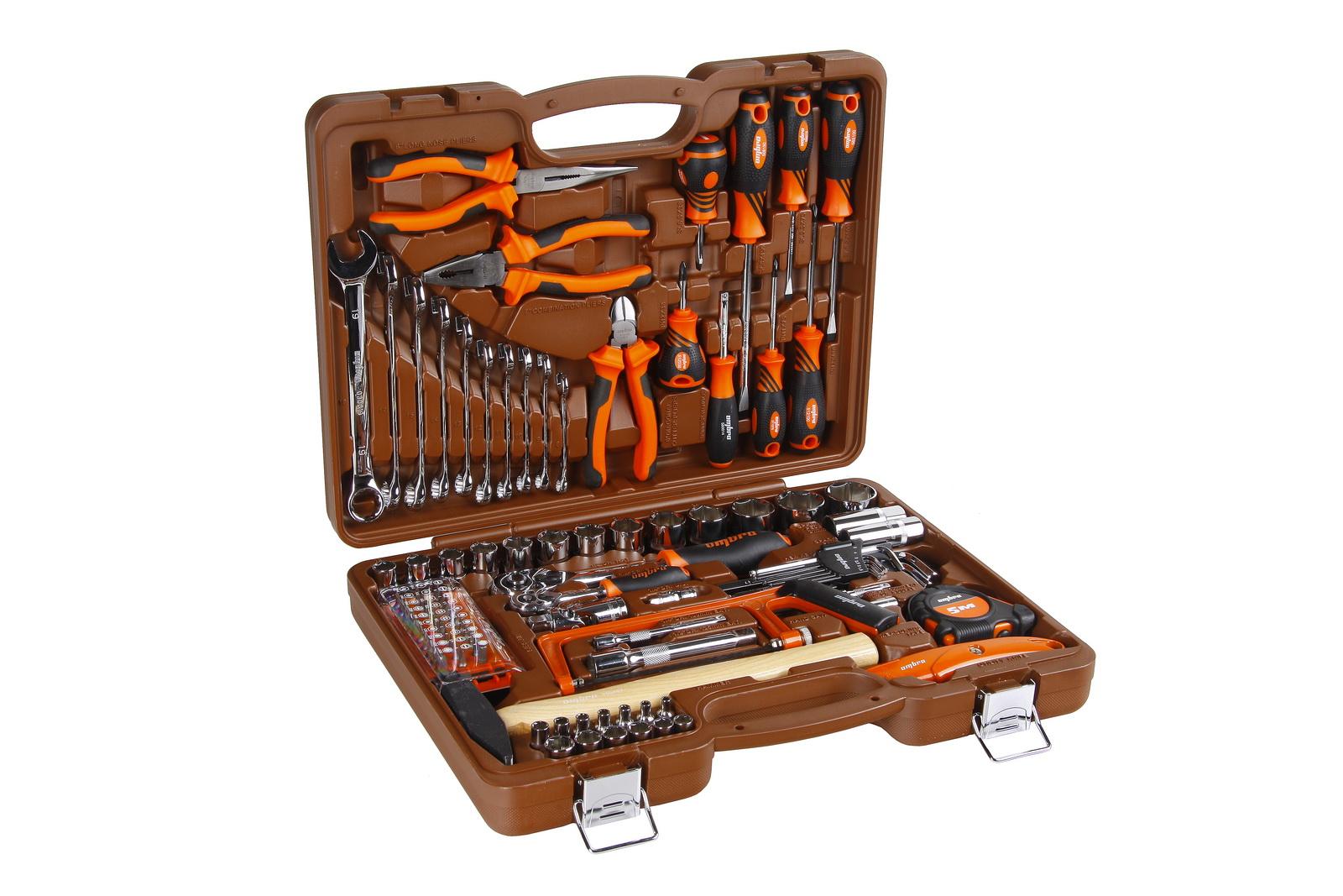 Профессиональный набор инструментов, 101 предмет Ombra Omt101s  цена и фото