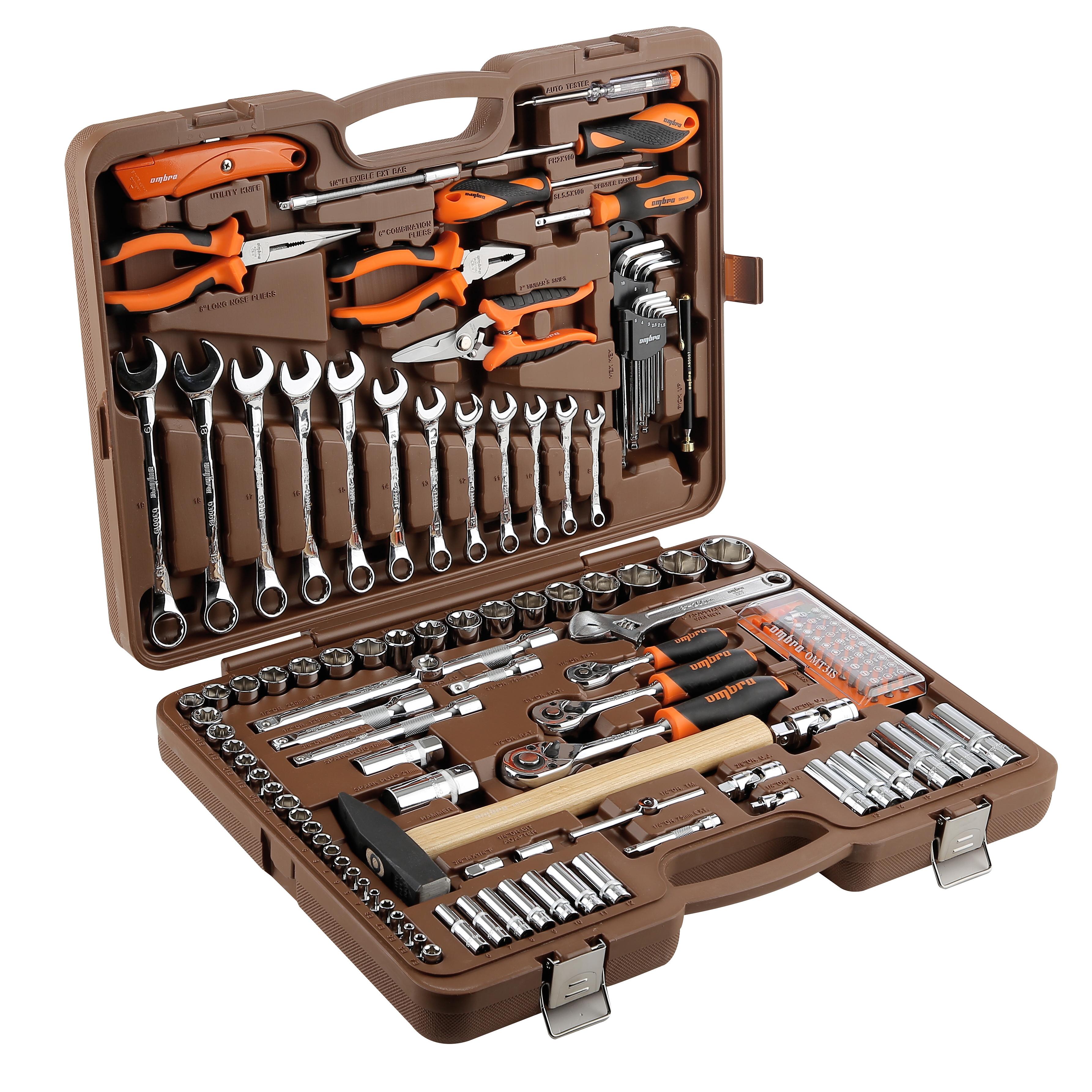 Набор инструментов Ombra Omt131s аппликация новогодняя елочка