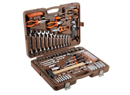 Набор инструментов OMBRA OMT131S профессиональный, 131 предмет
