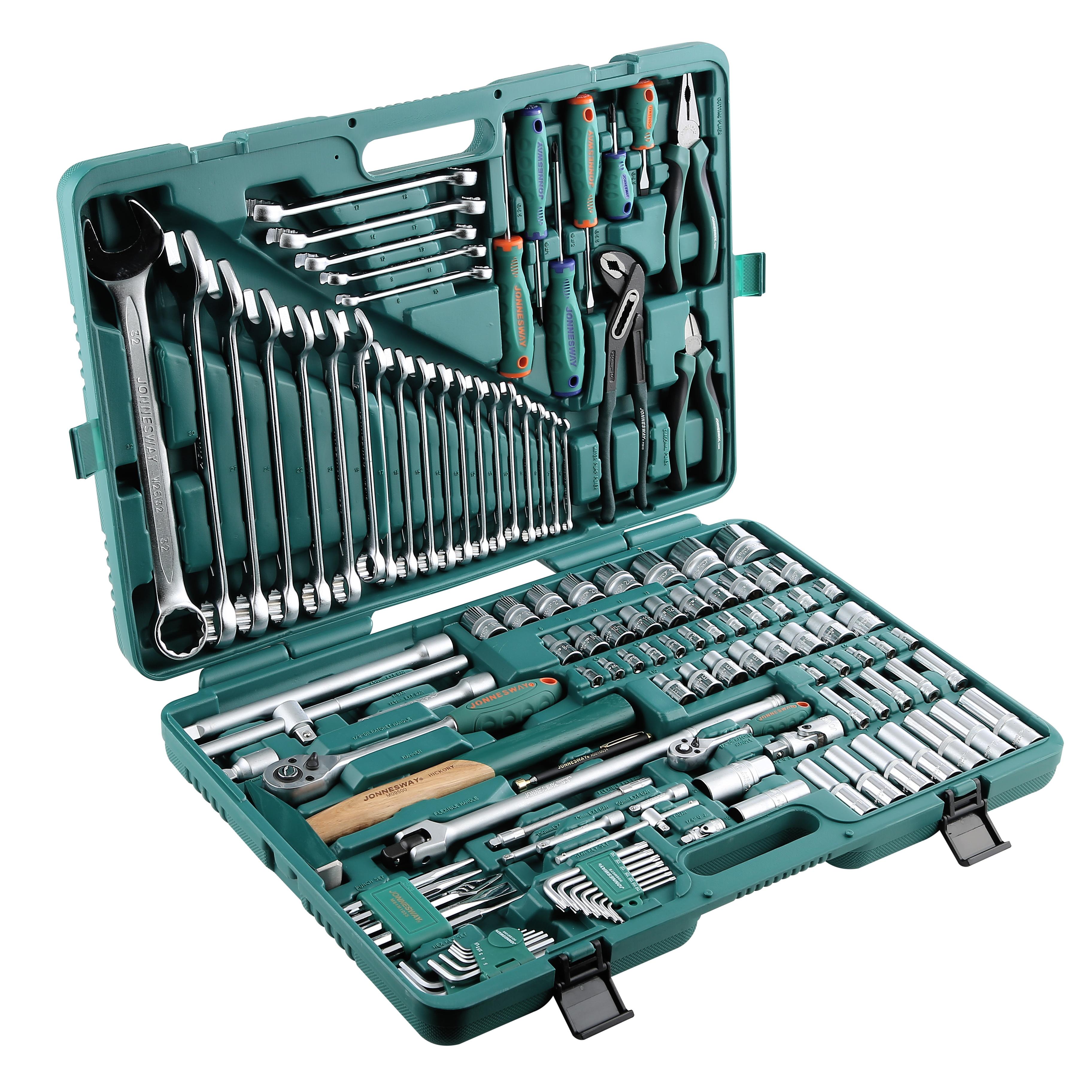Фото 2/2 S04h524127s, Профессиональный набор инструментов, 127 предметов