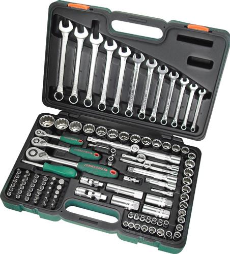 Набор инструментов, 111 предметов Jonnesway S68h5234111s набор инструментов jonnesway s04h524128s