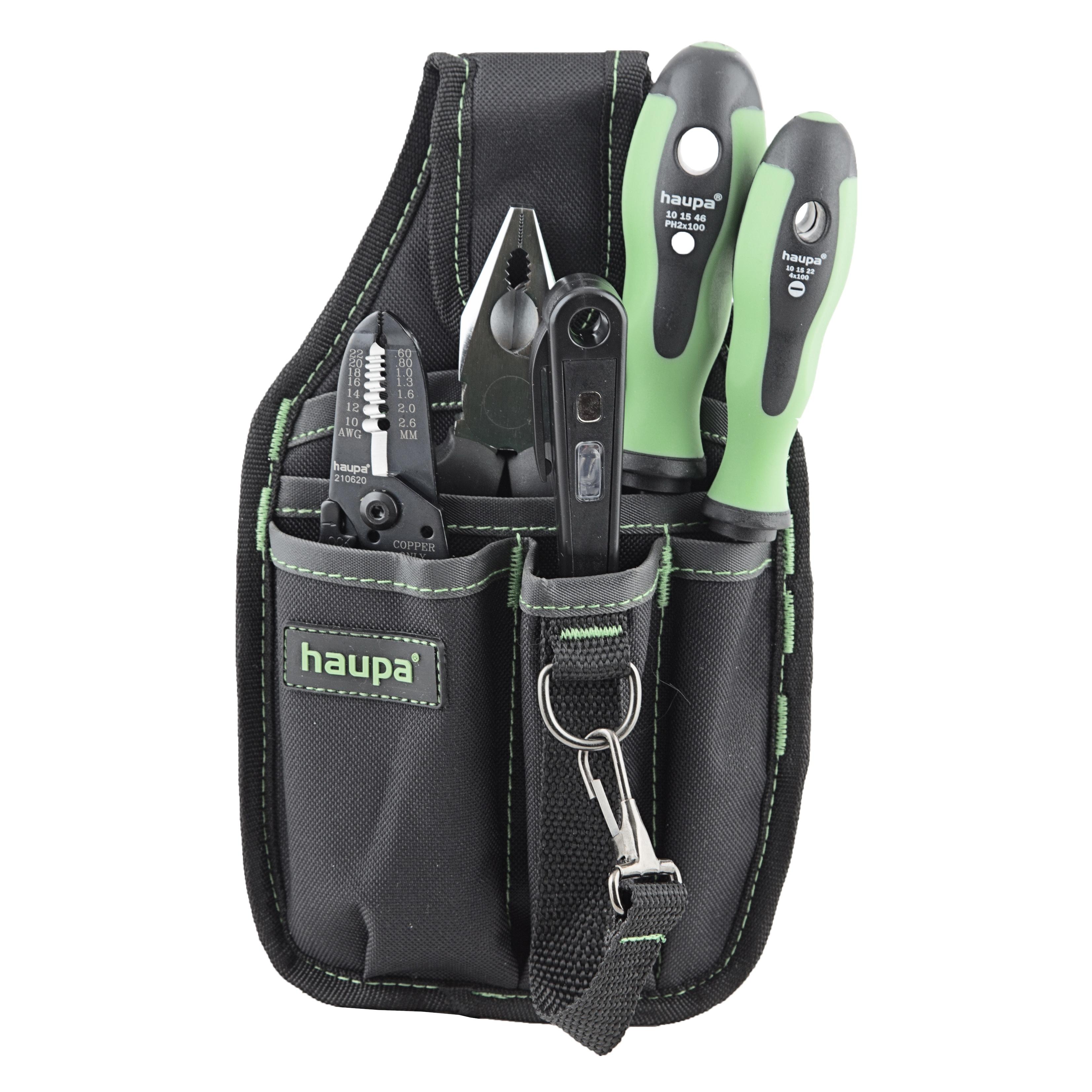 Профессиональный набор инструментов Haupa 220506 цена