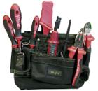 Набор инструментов для электрика, 7 предметов HAUPA 220211