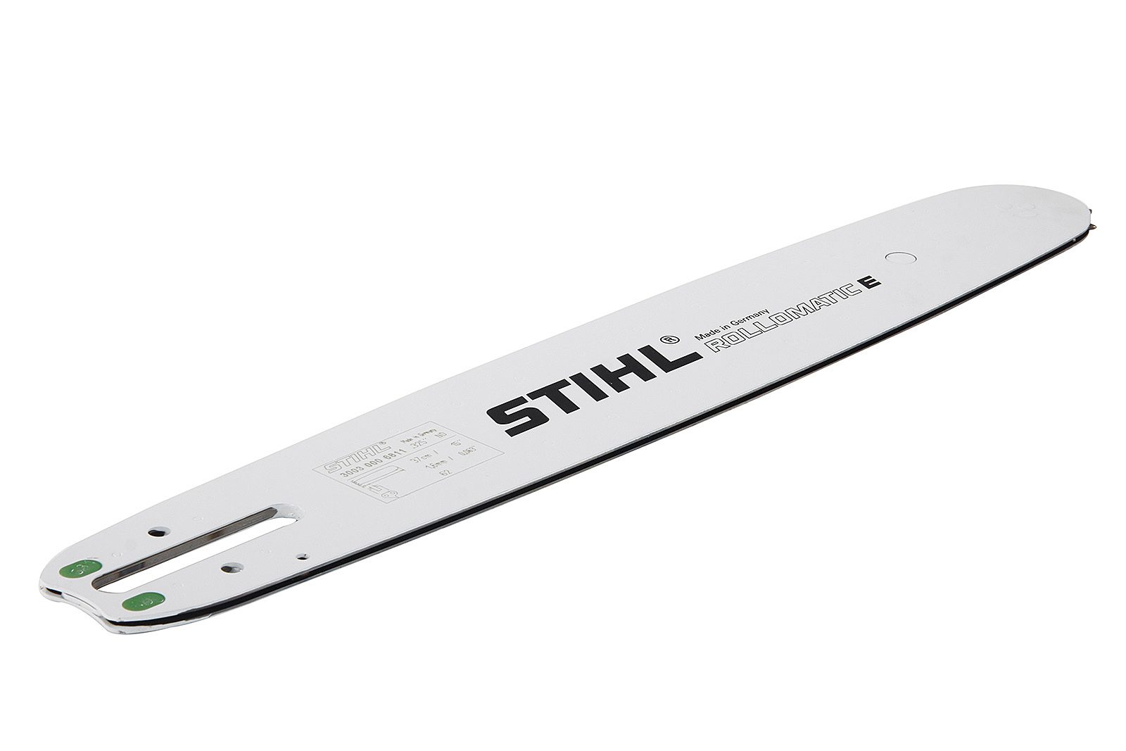 Шина цепной пилы Stihl 15'', для цепи 0.325''-1.6мм-62 susy card свеча цифра для торта радужная 5 лет