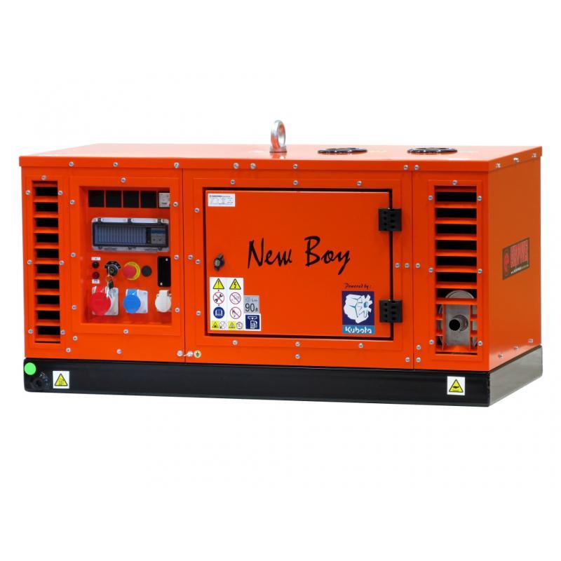Дизельный генератор Europower New boy eps113tde