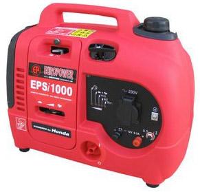 цена на Бензиновый инверторный генератор Europower Epsi1000