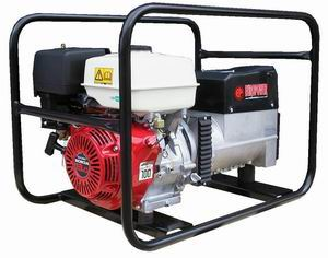 Бензиновый сварочный генератор Europower Ep200x2
