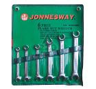 Набор разрезных ключей, 6 шт. JONNESWAY W24106S