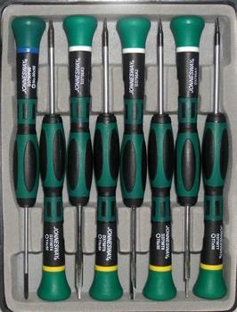 Набор отверток для точных работ Jonnesway D3750t18s набор ударных отверток jonnesway d70105sc