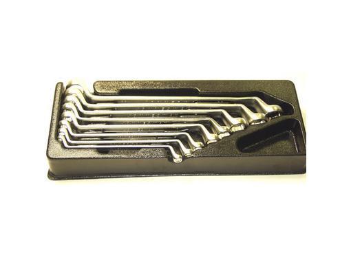 Набор гаечных ключей в ложементе, 8 шт. JONNESWAY W23108ST (W23108SP)