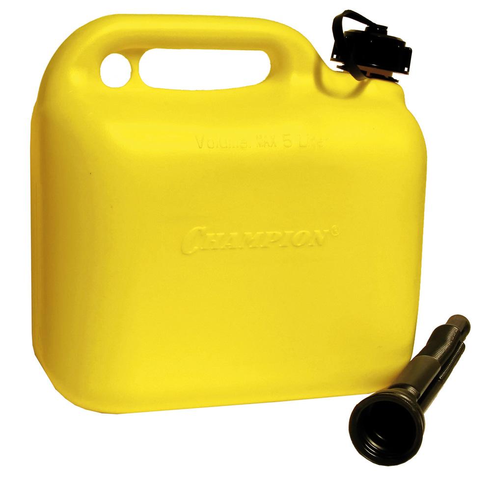 Фото 1/2 для бензина, 5 л, Канистра для бензина