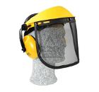 Щиток защитный лицевой с наушниками CHAMPION C1001/C100