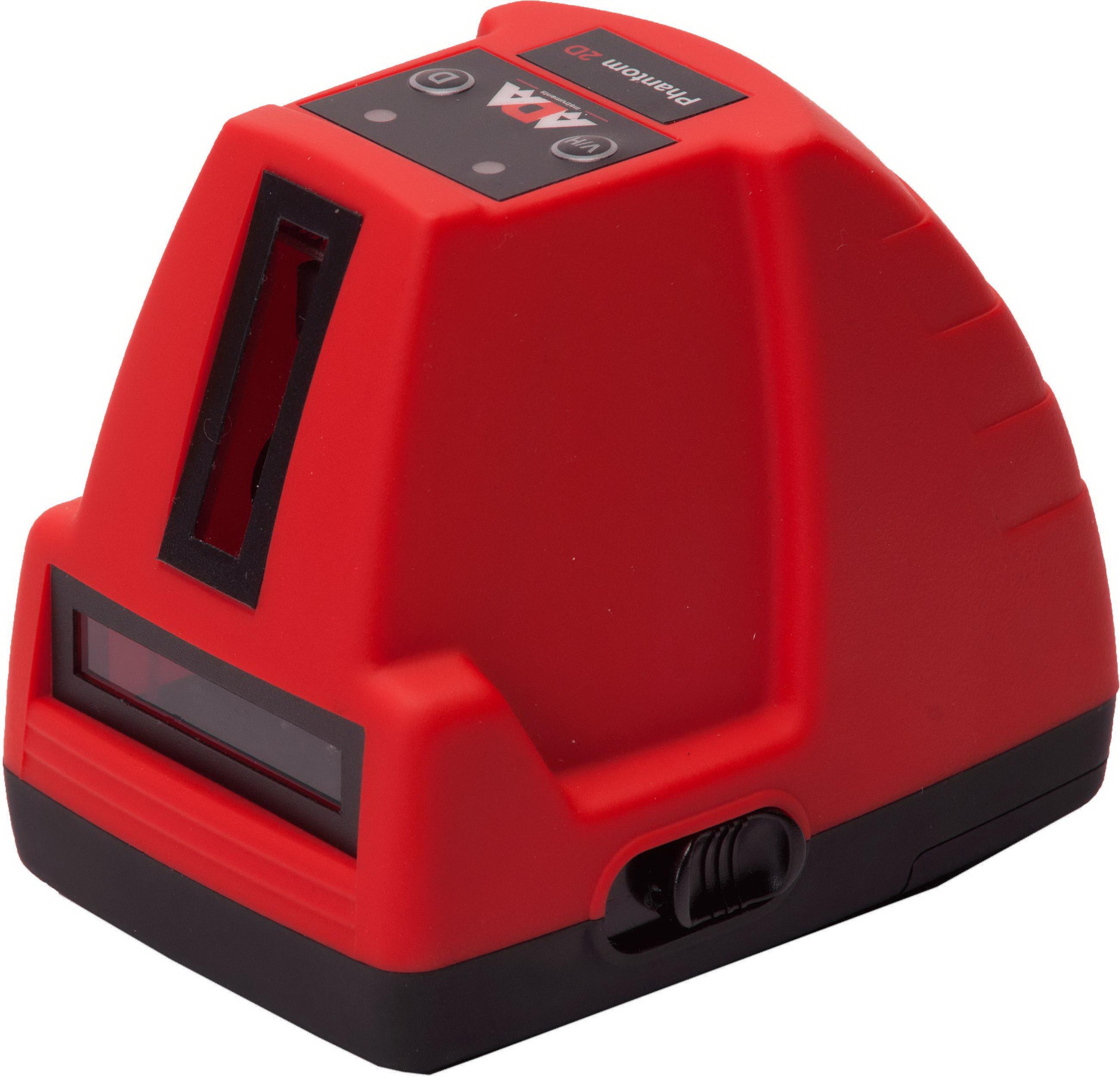 Лазерный построитель плоскостей Ada Phantom 2d уровень ada 2d basic level a 00239