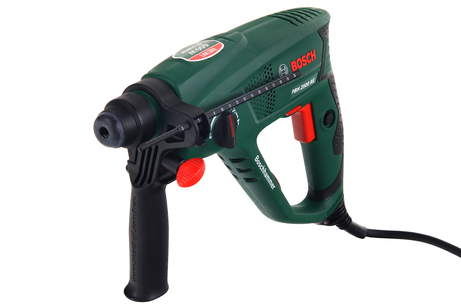 Перфоратор Bosch Pbh 2500 re (0.603.344.421) перфоратор sds plus bosch pbh 2500 re