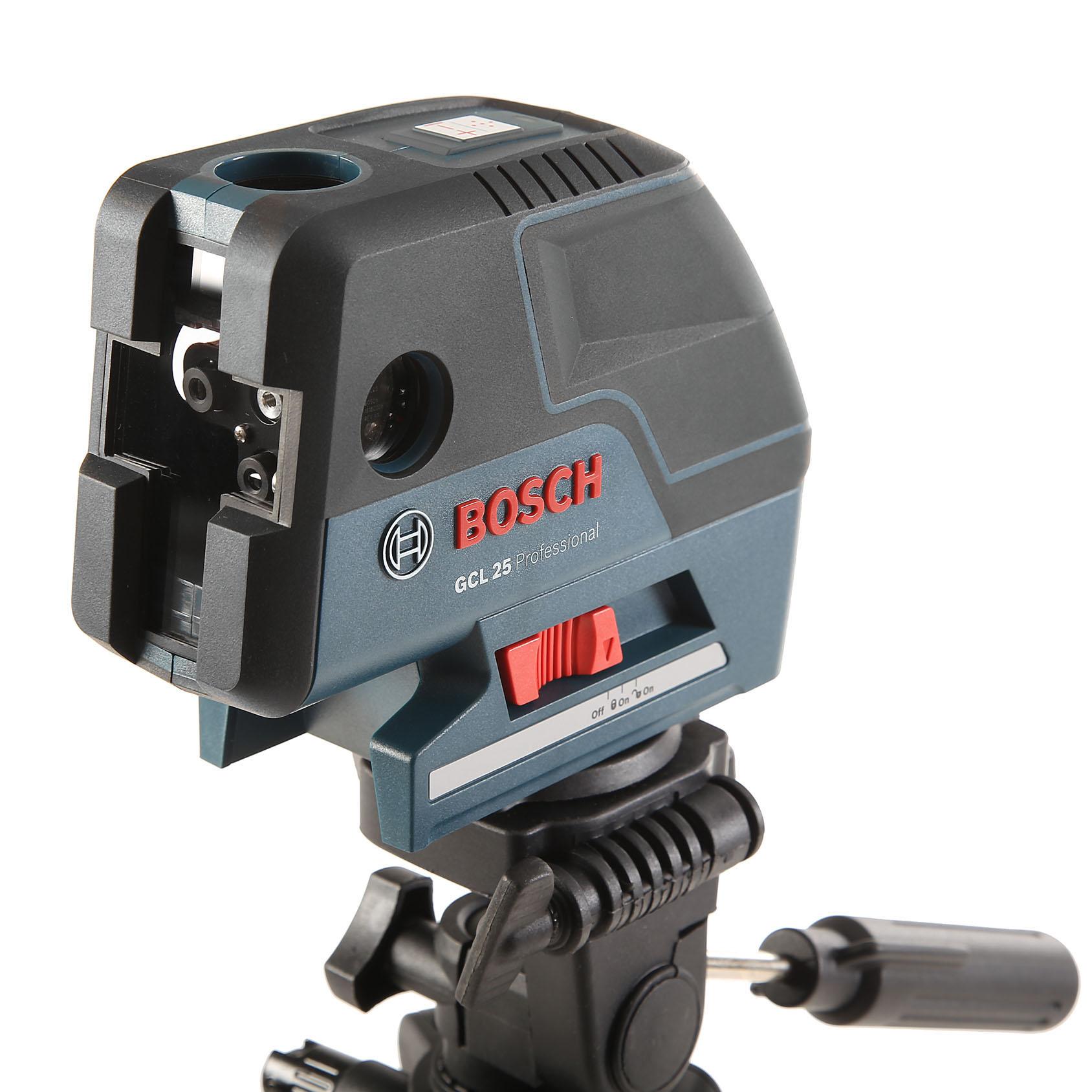 Уровень Bosch Gcl 25 professional + ШТАТИВ bs 150 (0.601.066.b01) bosch gkf 600 professional 060160a101