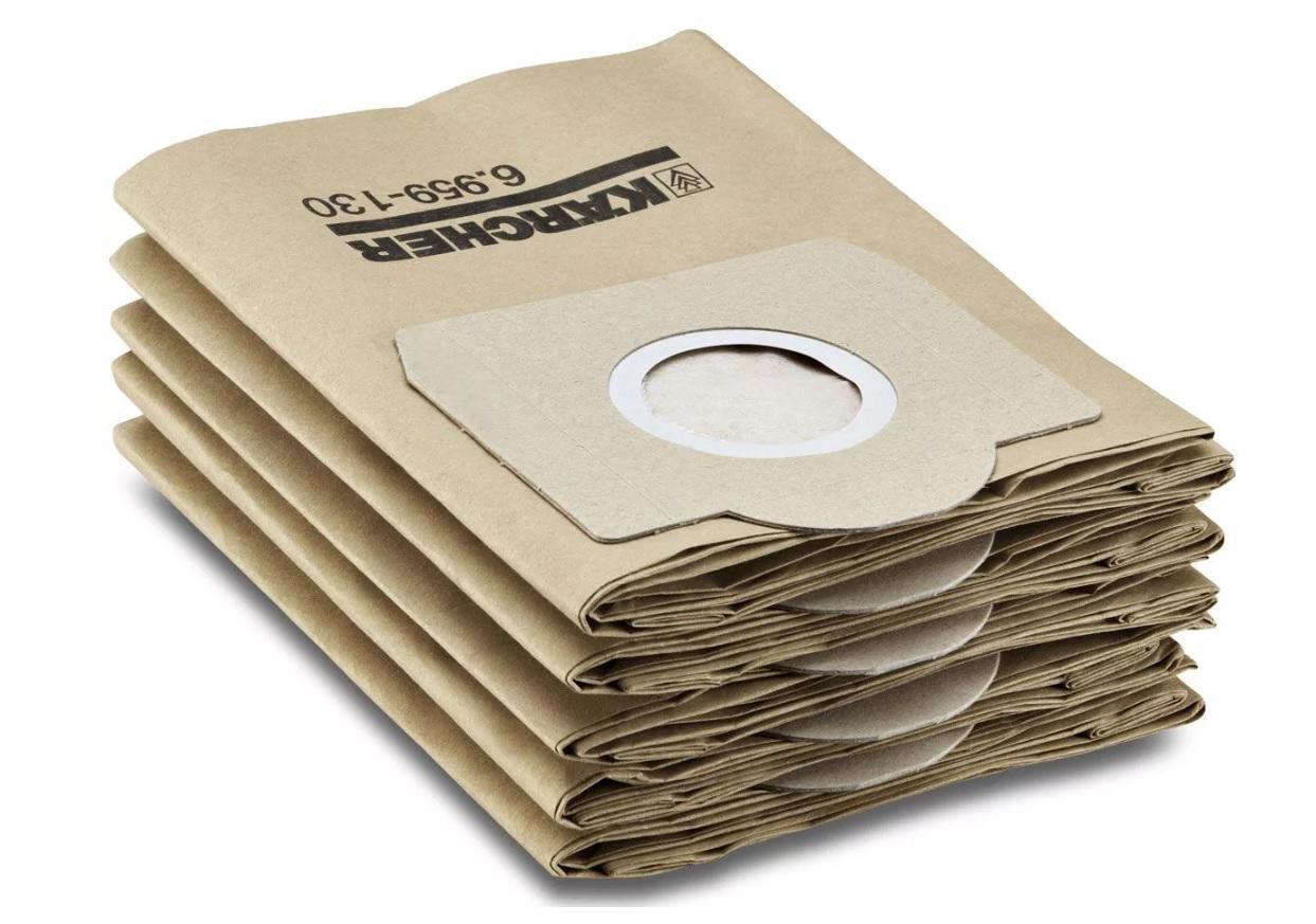 Мешок Karcher Пылесборник (6.959-130.0) 5шт