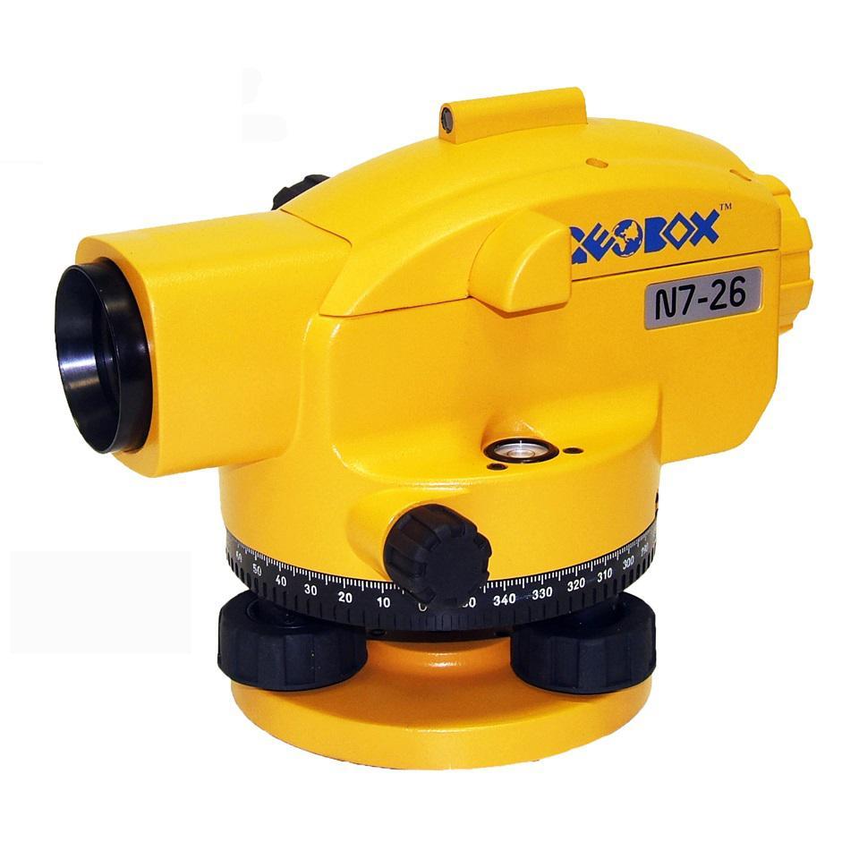 Купить Нивелир оптический Geobox N7-26