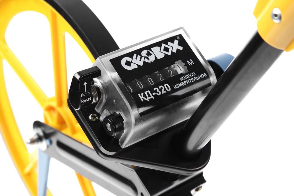 Курвиметр дорожный Geobox КД-320