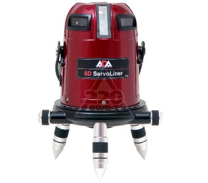 Лазерный уровень ADA 6D Servoliner