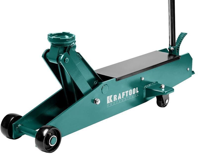 Домкрат Kraftool 43455-10 high-lift купить по супер-цене