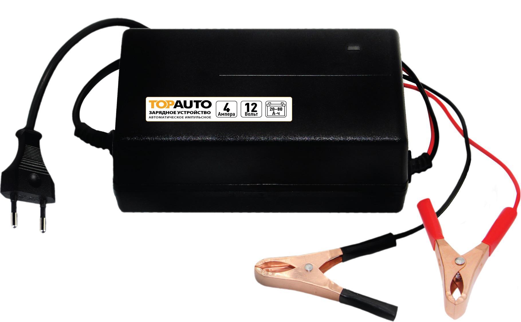 Устройство пуско-зарядное ТОП АВТО АЗУ-4 зарядные устройства для электронных книг