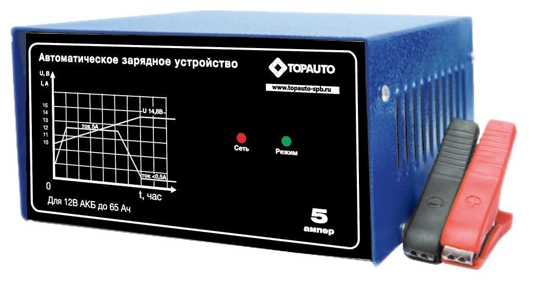 Зарядное устройство ТОП АВТО НА5 зарядные устройства для электронных книг