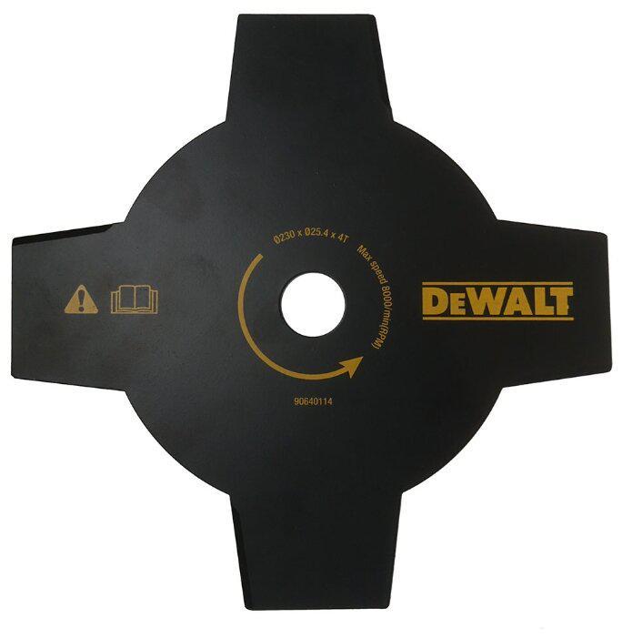 Нож для триммера Dewalt Dt20655-qz нож для триммера dde grass cut 8 230 25 4 20mm 241 413