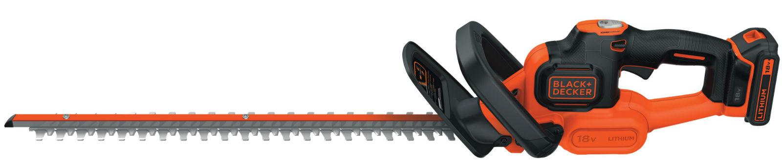 Кусторез Black & decker Gtc18452pc-qw